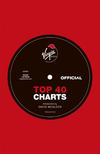 The Virgin Book of Top 40 Charts: Official Charts Company