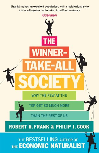 9780753522264: The Winner-Take-All Society: Why the Few at the Top Get So Much More Than the Rest of Us