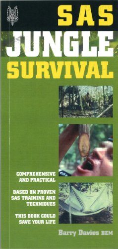9780753539156: SAS Jungle Survival