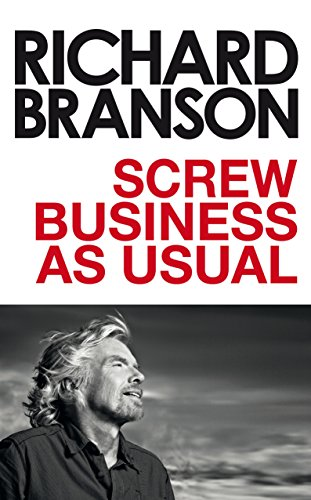 9780753539798: Screw Business as Usual