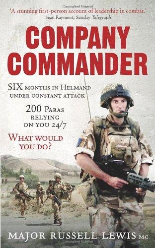 9780753540305: Company Commander