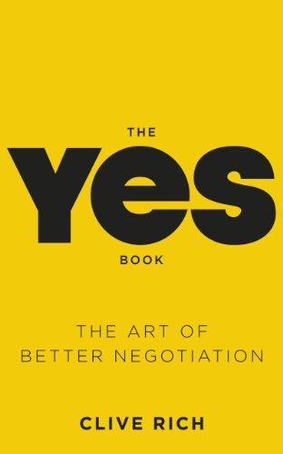 9780753541098: The Yes Book: The Art of Better Negotiation
