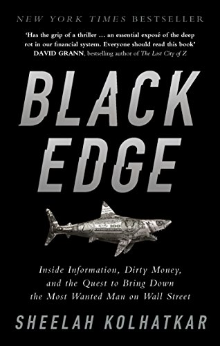 9780753552230: Black Edge: Inside Information, Dirty Money, and the Quest to Bring Down the Most Wanted Man on Wall Street