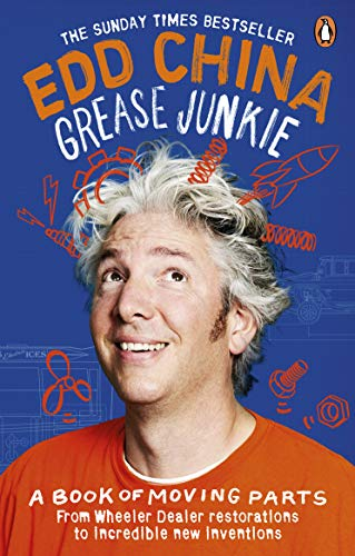 9780753553565: Grease Junkie: A book of moving parts