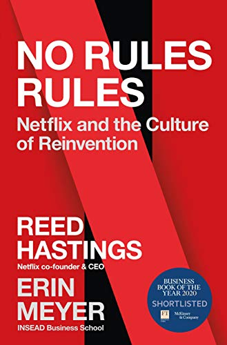 9780753553633: No Rules Rules: Netflix and the Culture of Reinvention