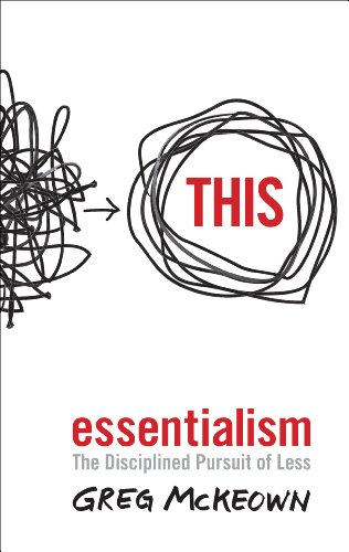 9780753555163: Essentialism: The Disciplined Pursuit of Less