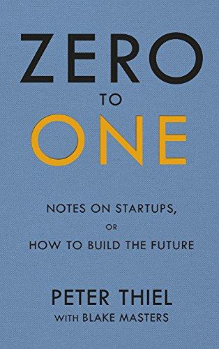 9780753555194: Zero To One (Virgin Books)
