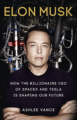 9780753555637: Elon Musk. Inventing The Future (Virgin Books)
