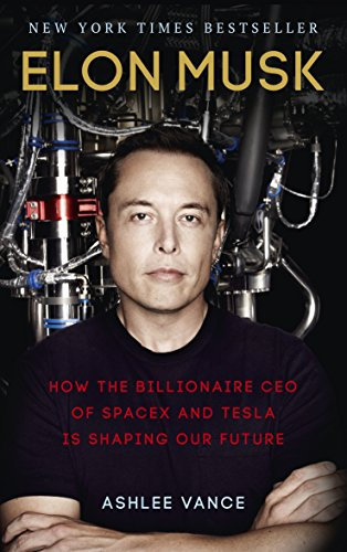 9780753555644: Elon Musk (Virgin Books)