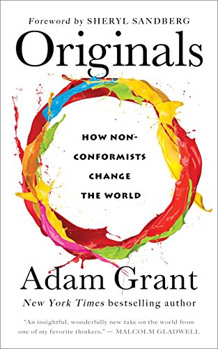 9780753556986: Originals: How Non-conformists Change the World
