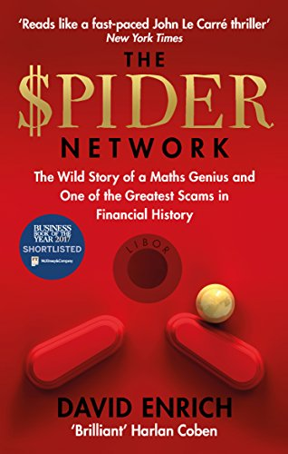 9780753557518: The Spider Network: The Wild Story of a Maths Genius and One of the Greatest Scams in Financial History