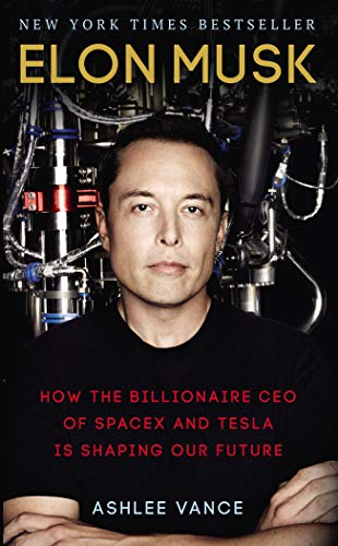 9780753557525: Elon Musk (Virgin Books)