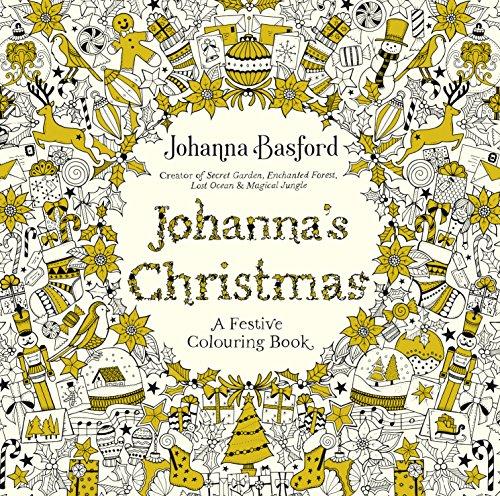 9780753557563: Johanna's Christmas: A Festive Colouring Book [Lingua inglese]