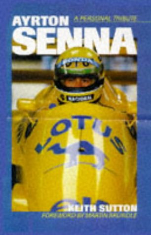 9780753700075: Ayrton Senna: A Personal Tribute