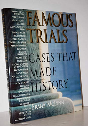 Famous Trials: Cases That Made History: McLynn, F.J.
