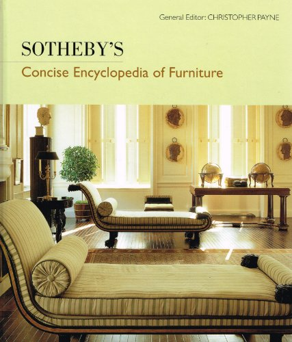 9780753700570: Sotheby's Concise Encyclopedia of Furniture