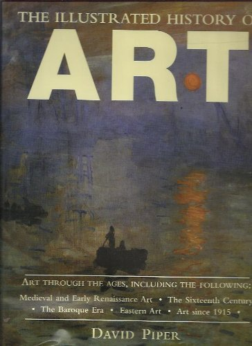 9780753701799: The Illustrated History of Art