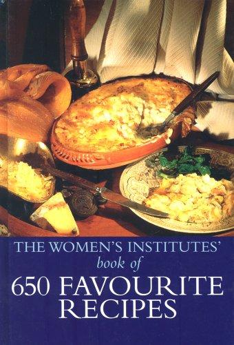 The Women's Institute of 650 Favourite Recipes: MacMILLAN, Norma (ed)