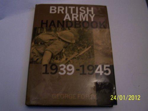 9780753703328: British Army Handbook: 1939-1945