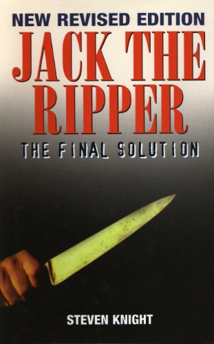 9780753703694: Jack the Ripper: The Final Solution