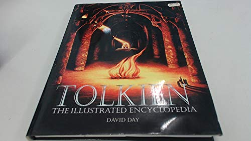 9780753705605: GP - Tolkien Illustrated Encyclopaedia