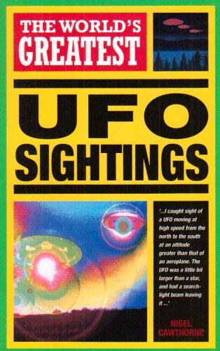 9780753705636: The World's Greatest UFO Sightings