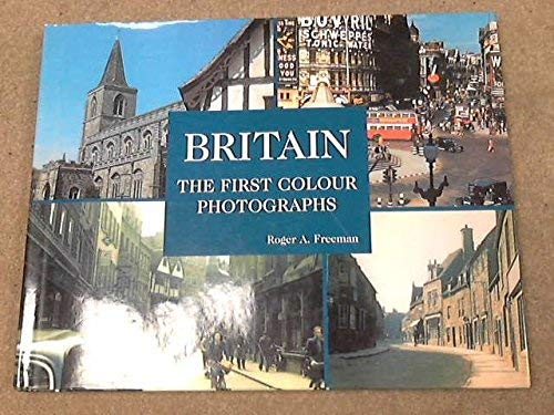 9780753707999: Britain's First Colour Photos