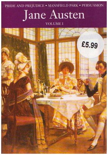 9780753709108: Classics: Price and Prejudice/Mansfield Park/Persuasion vol. 1