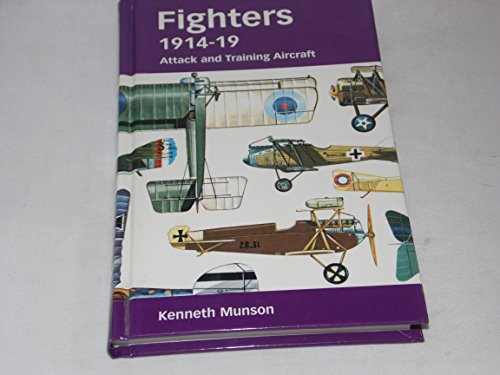 9780753709160: Fighters 1914-19 - Attack and Training Aircraft (The Pocket Encyclopaedia of World Aircraft in Colour)