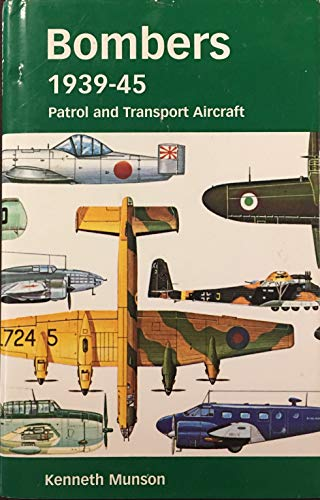 9780753709191: Bombers 1939-45 Patrol and Transport Aircraft
