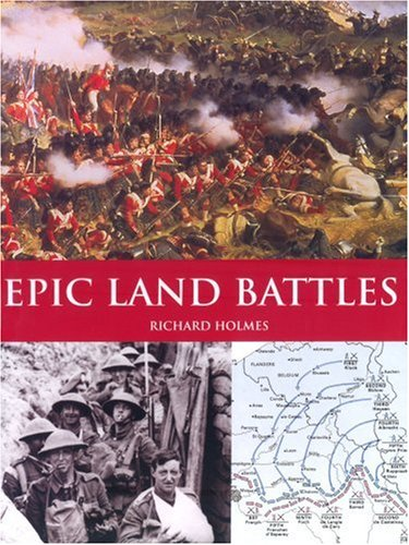 9780753709535: Epic Land Battles (Military)