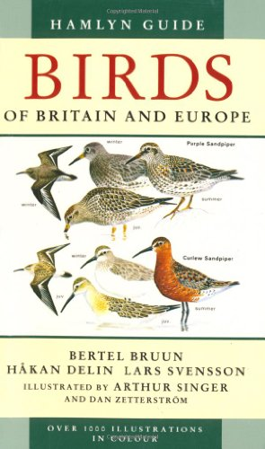 9780753709566: Hamlyn Guide Birds of Britain and Europe