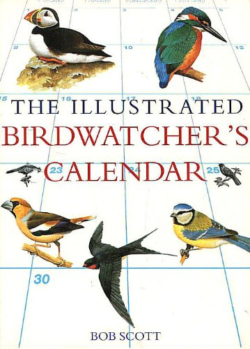 The Illustrated Birdwatcher's Calendar (9780753709597) by [???]