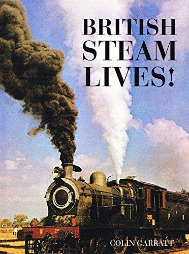 9780753710647: British Steam Lives! (Steam Railway)