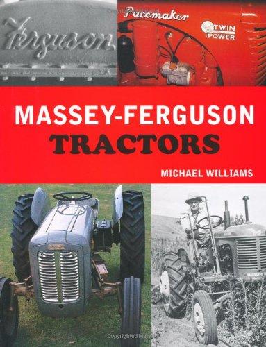 9780753711446: Massey-Ferguson Tractors