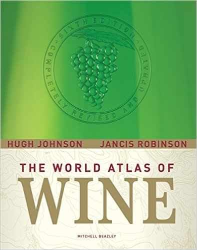 9780753713341: THE WORLD ATLAS OF WINE