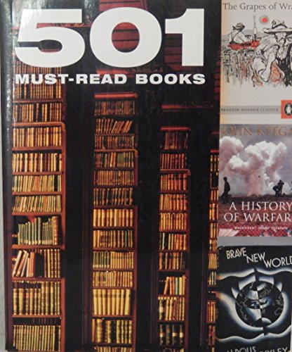 9780753714157: 501 Must-Read Books (501 Series)