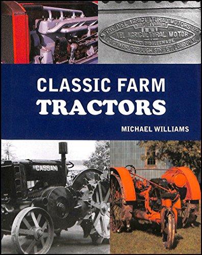 9780753714461: Classic farm tractors