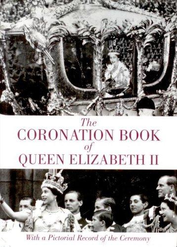 9780753714492: Coronation Book Queen Elizabeth II