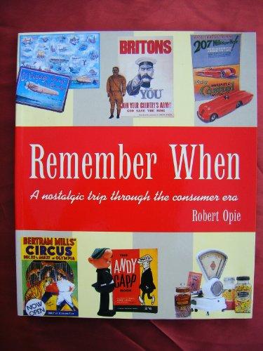 Remember When: Opie Robert