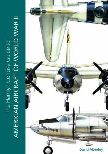 9780753714614: American Aircraft of World War II
