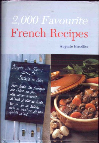 9780753714812: 2000 Favourite French Recipes