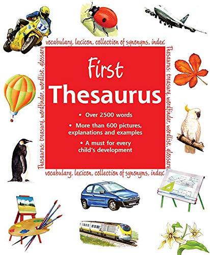 9780753715239: First Thesaurus