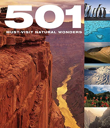 9780753715918: 501 Must-Visit Natural Wonders
