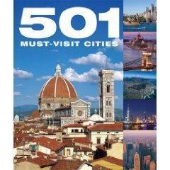 9780753716045: 501 Must-Visit Cities (501 Series)