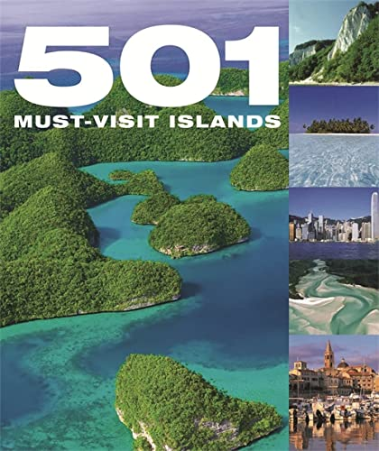 9780753716946: 501 Must-Visit Islands