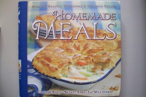 Homemade Meals [Paperback] by Barty, Caroline; Jones,