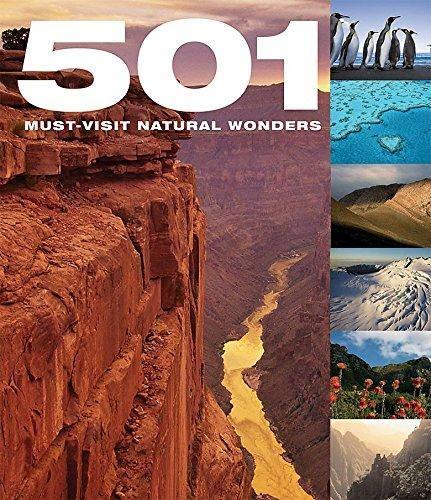 9780753717561: 501 Must-visit Natural Wonders