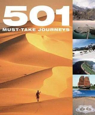 501 Must Take Journeys