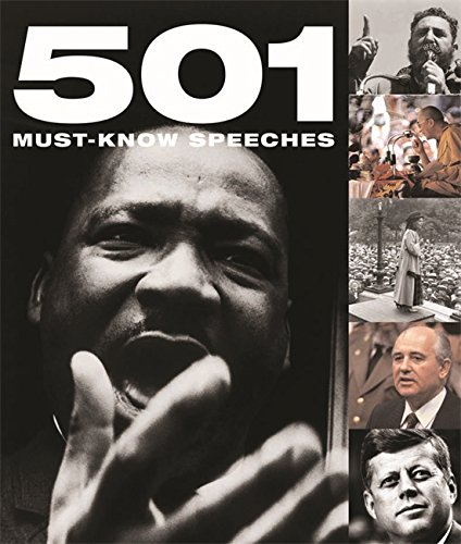 9780753718636: 501 Must-Know Speeches (501 Series)